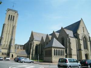 Eglise Saint-Martin de Bergues
