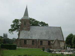 Eglise de Broxeele - Nord Escapade