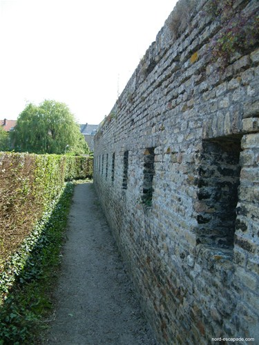 Les fortifications de Bergues
