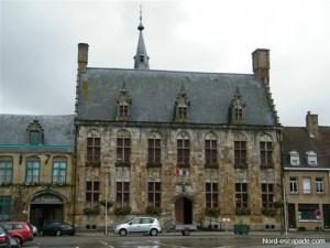Hôtel de ville d'Hondschoote_GF