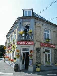 """Un petit air de """"Bienvenue chez les Chtis"""" à Bergues"""