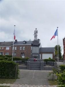 Monument aux morts d'Anor