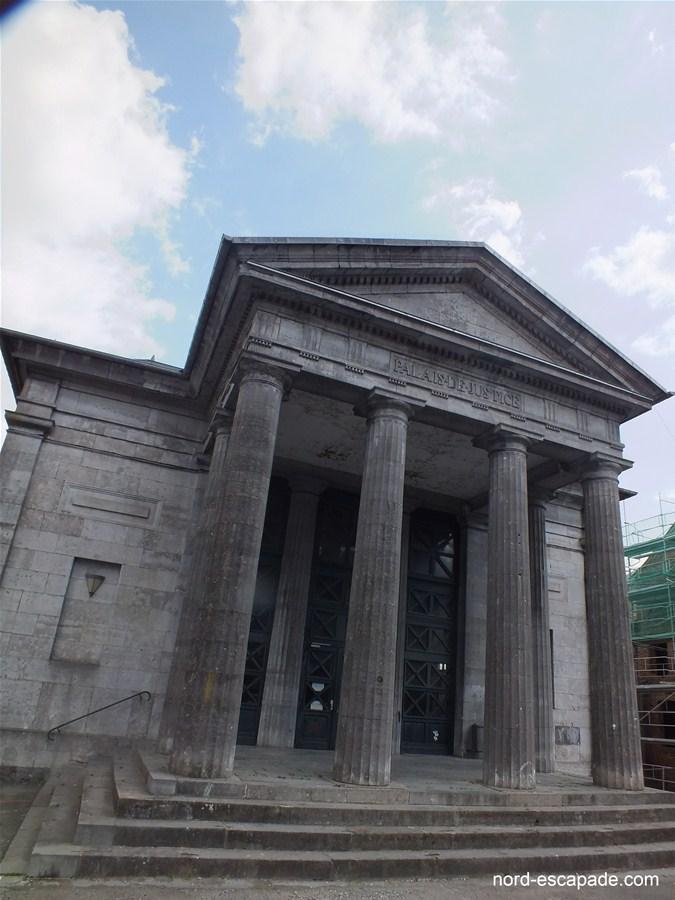 L'ancien Palais de justice d'Avesnes-sur-Helpe