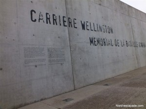 La carrière Wellington - Arras