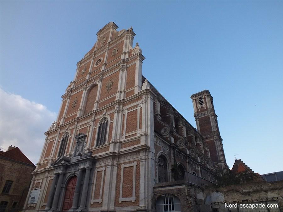Chapelle des jésuites Saint-Omer