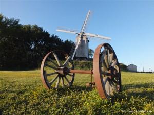 Photographie du moulin de la Roome, à Terdeghem