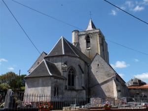 Eglise Sainte-Petronille d'Acquin-Westbécourt