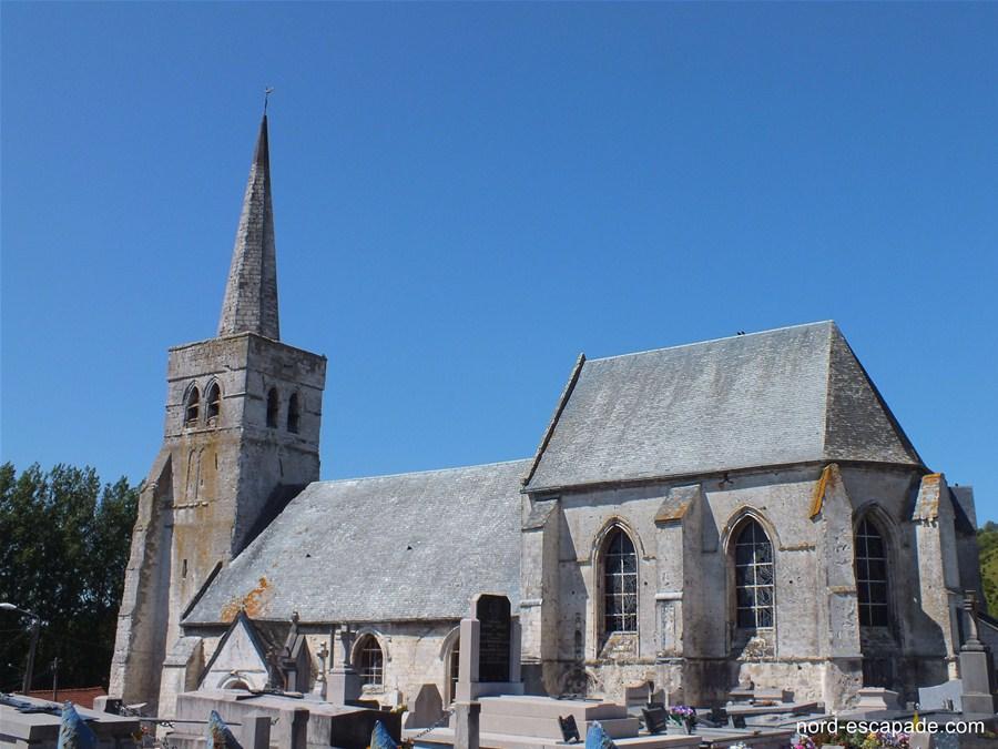 Eglise Saint-Omer de Wavrans-sur-l'Aa