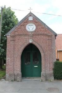 Photographie de la Chapelle dite Depoers à Houtkerque