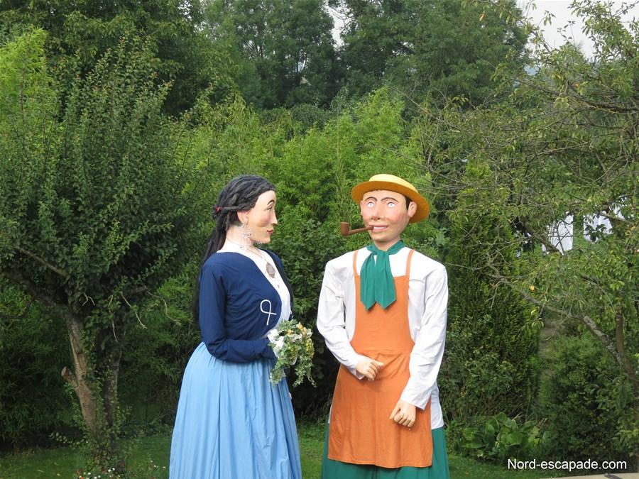 Belle-Lyze et Batistin, en attendant les noces