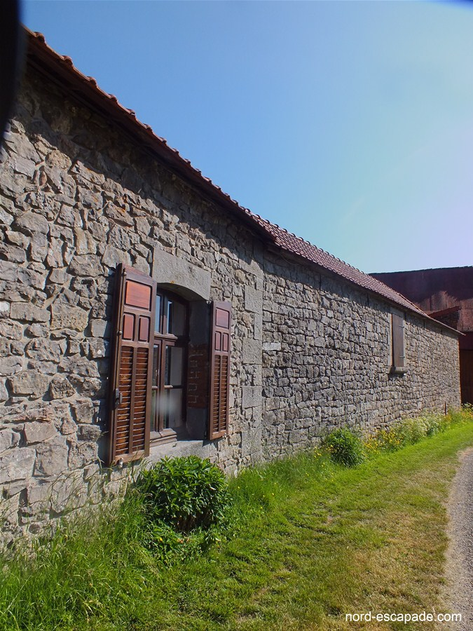 Ancienne abbaye de Marbaix