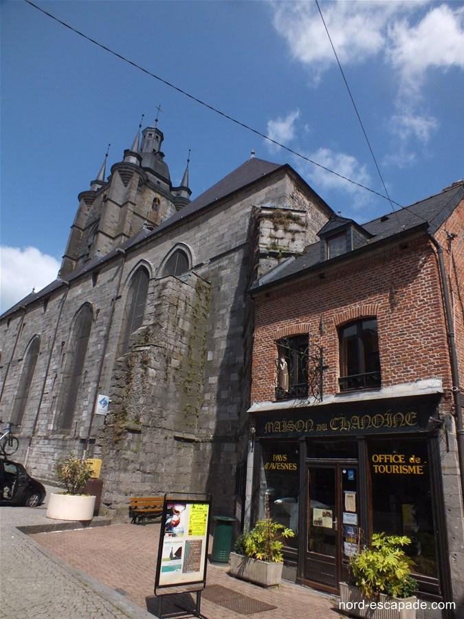 Maison du chanoine - Avesnes-sur-Helpe