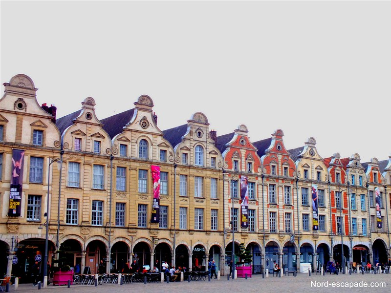 Adresse Hotel De Ville Arras