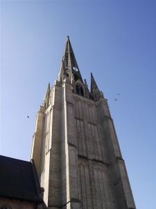 Photographie de l'église Saint-Pierre de Steenvoorde