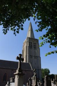 Photo de l'église d'Houtkerque