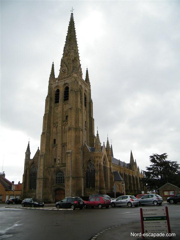 Eglise Saint-Vaast d'Hondschoote