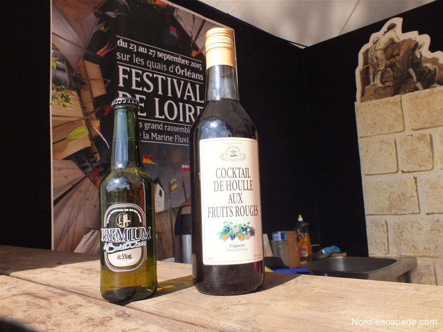 Les produits du Nord s'exportent sur Orléans (à consommer avec modération!)