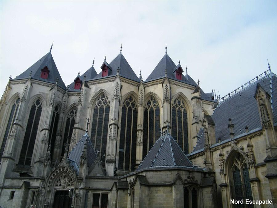 Eglise Saint-Maurice à Lille