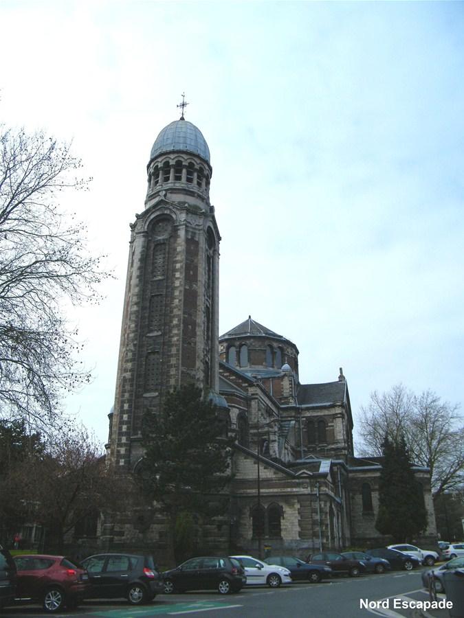 Eglise Saint-Sauveur de Lille
