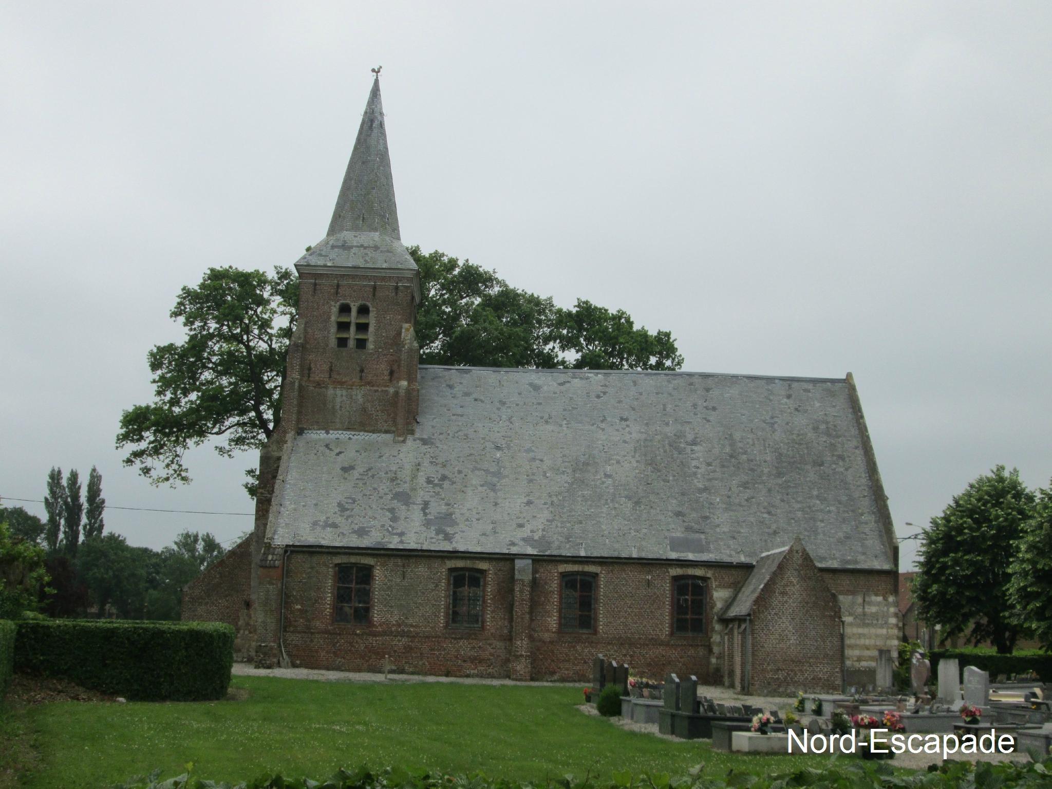 Eglise de Broxeele