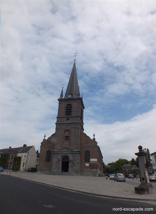 Eglise Saint-Hubert de Maroilles