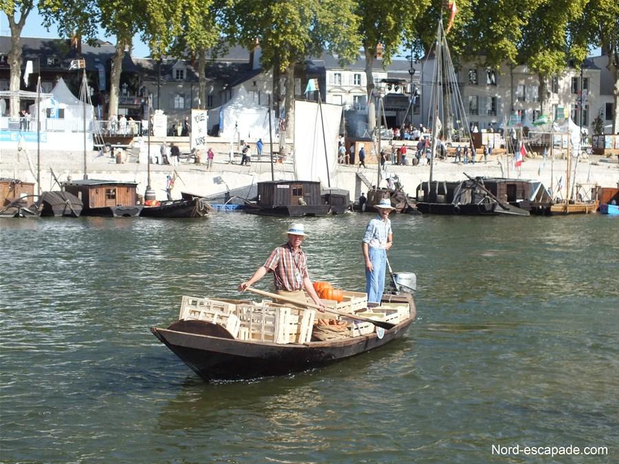 Une escute sur la Loire