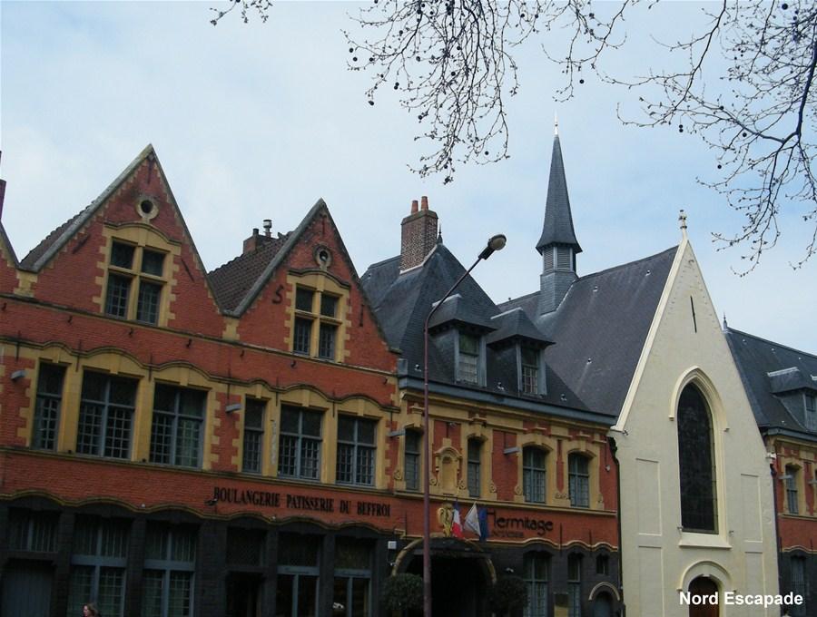L'hospice Gantois de Lille