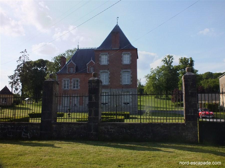 Le chateau de Voyau Eppe Sauvage_GF_GF