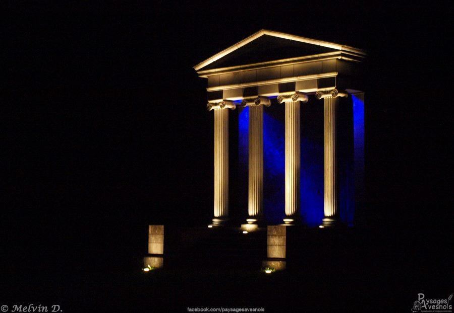 Le temple de l'amour Paysages Avesnois