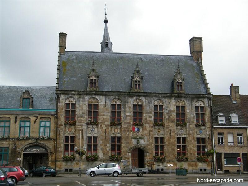Hôtel de ville d'Hondschoote