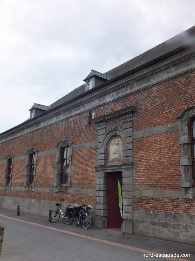 La Grange dîmière, maison du parc à Maroilles