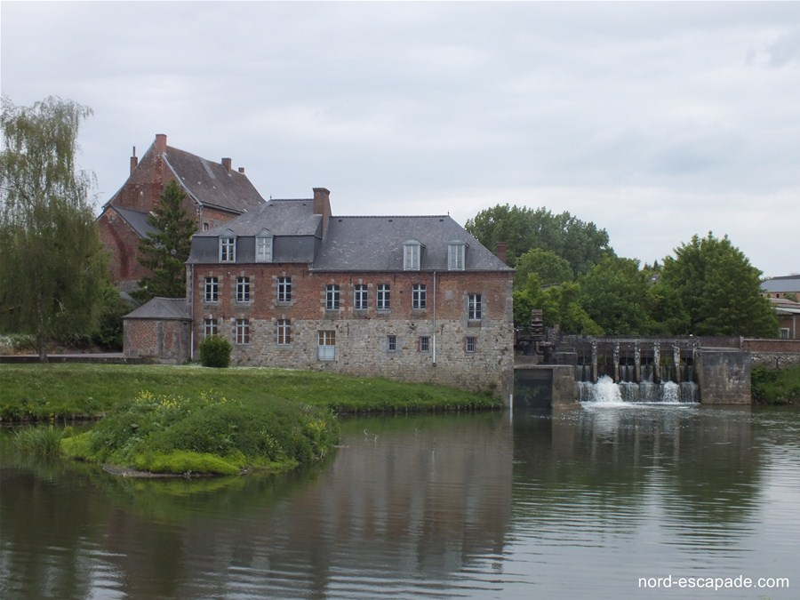Photo du moulin de Maroilles