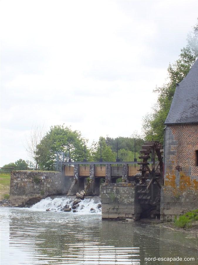 Moulin de Taisnières-en-Thiérache