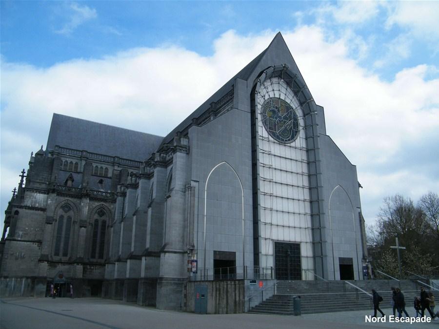 Cathédrale Notre-Dame de la Treille de Lille
