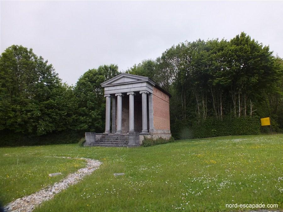 Le temple de l'amour