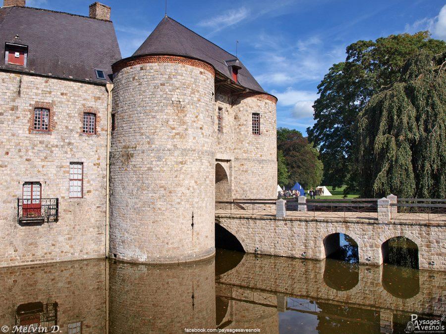 Le château de Potelle