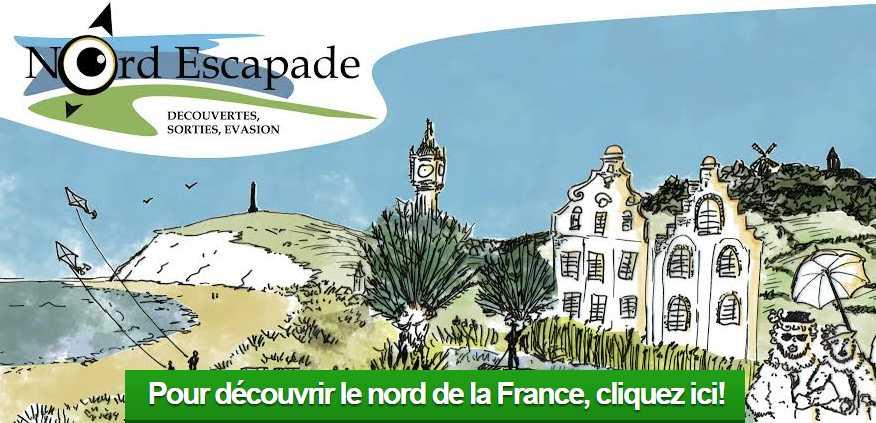 Nord Escapade: Portail Touristique et Agenda des sorties Nord-Pas-de-Calais-Picardie