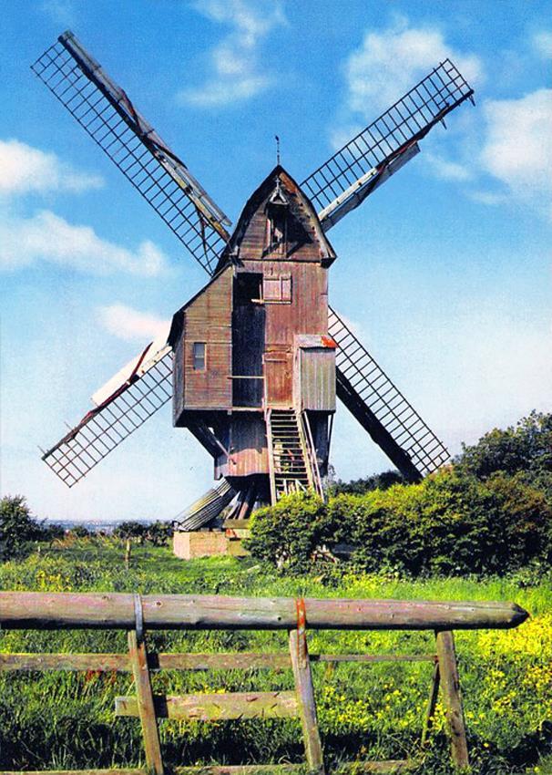 Le moulin de Coquelles