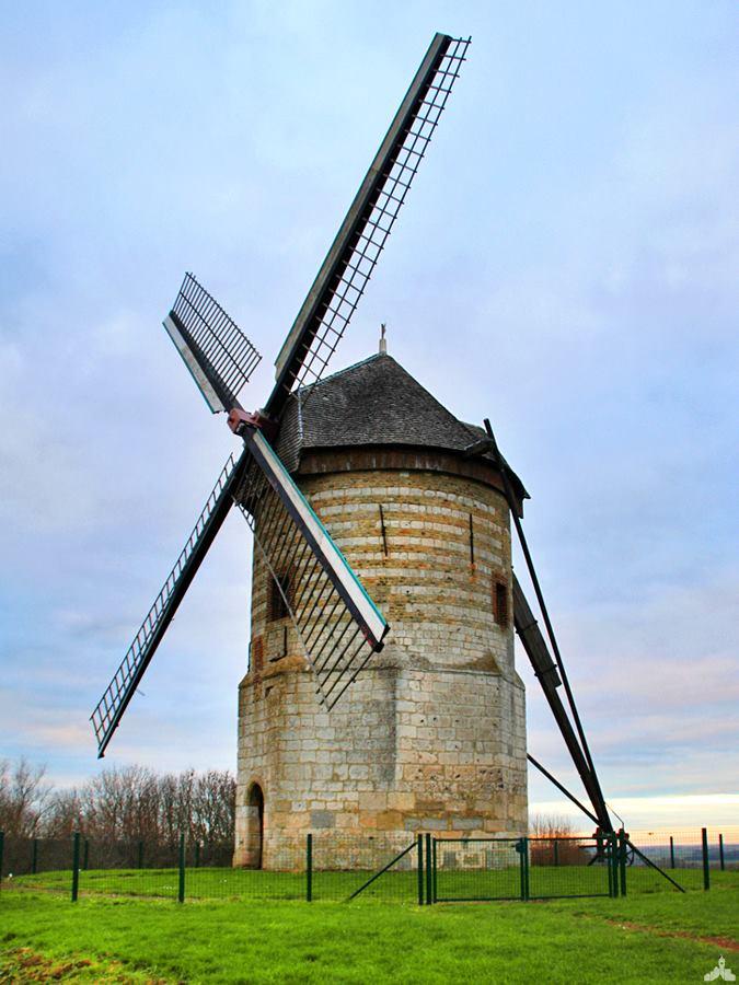 Le moulin de la montagne Watten