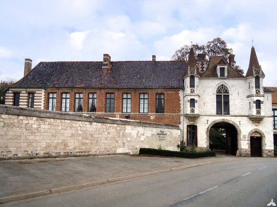 Abbaye Saint-Benoit à Ham en Artois