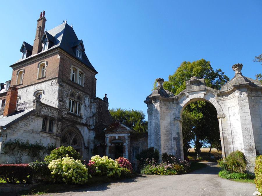 Abbaye Saint Josse de Dommartin - Tortefontaine