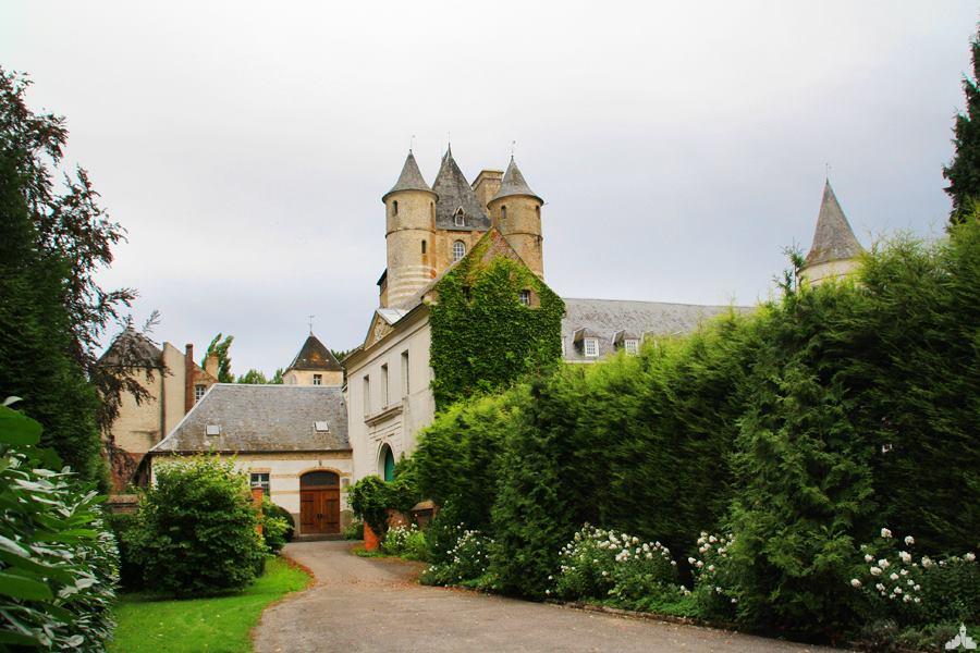 Abbaye Saint-Paul Wisques - Les plus beaux villages du Nord-Pas-de-Calais