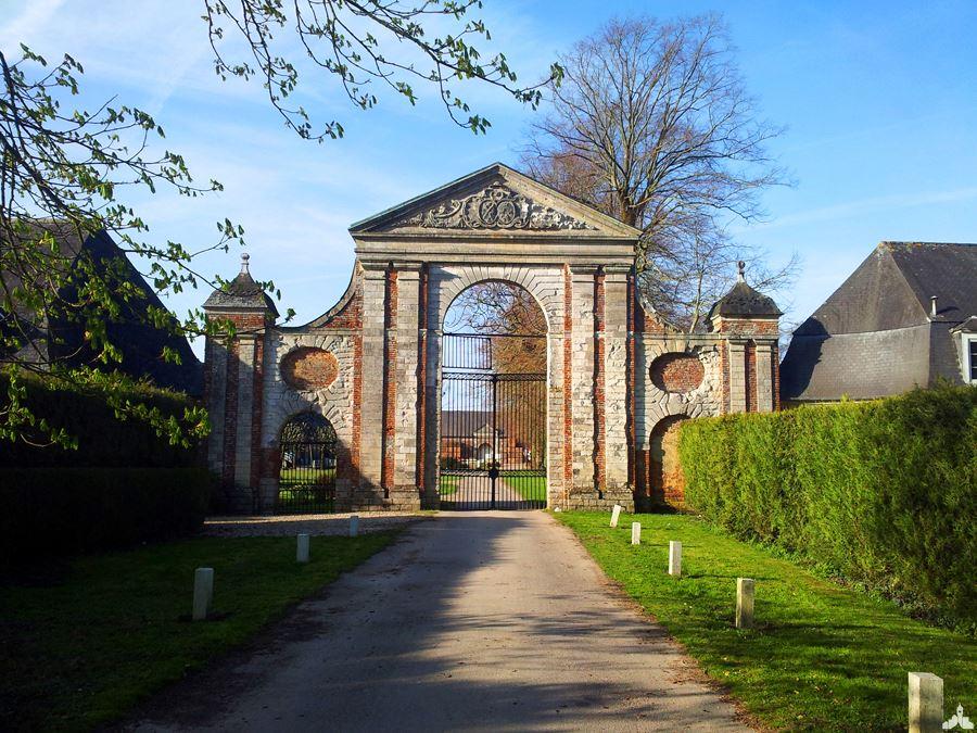 Abbaye de Saint-André-au-bois