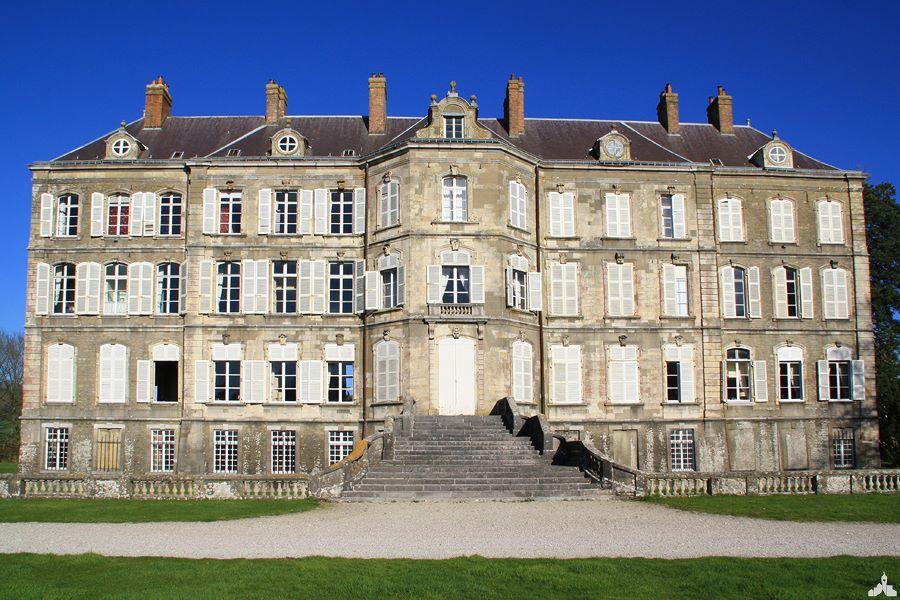 Le château de Colembert