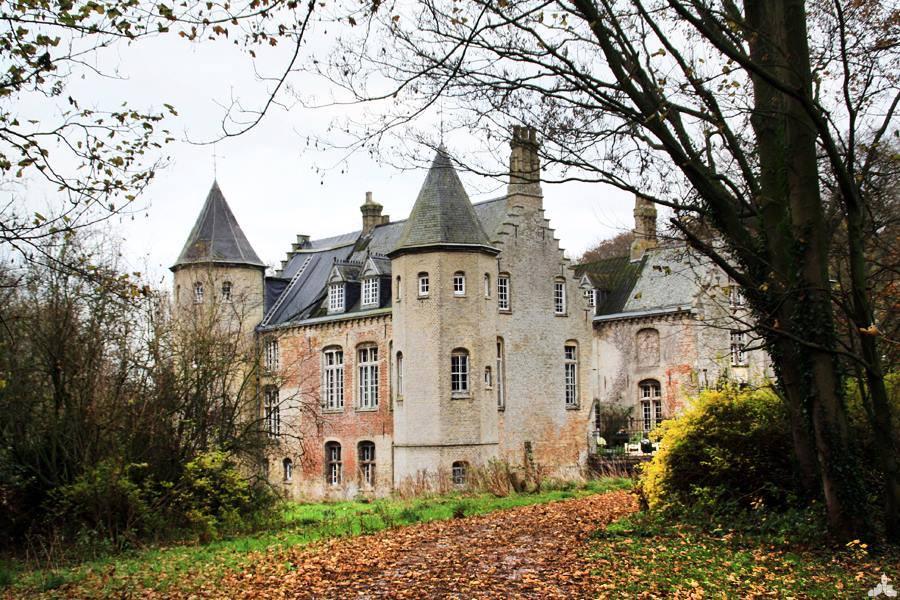 Le château de Steenbourg