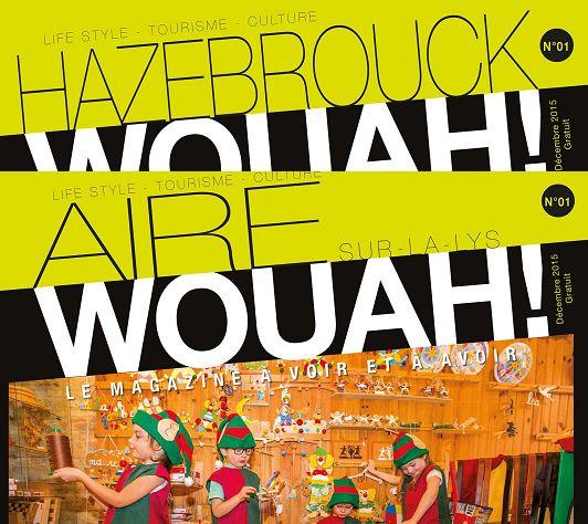 magazine gratuit Wouah Hazebrouck et Aire sur la Lys