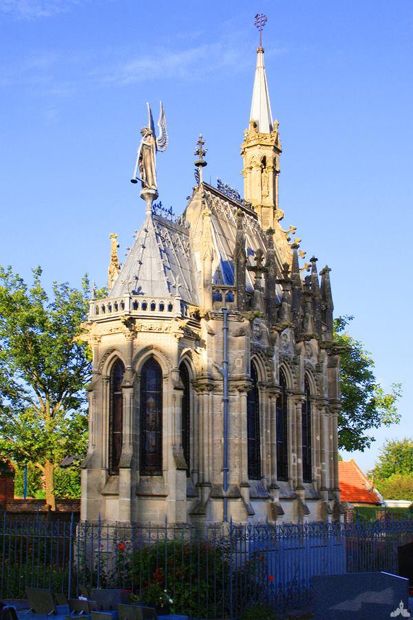 La Chapelle Bricout - Estourmel