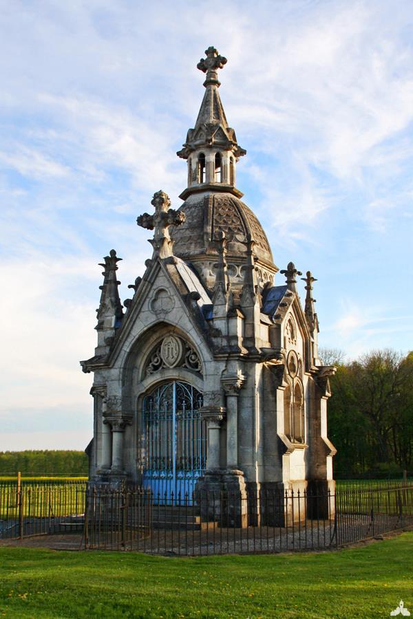 La Chapelle Notre Dame de Lourdes - Bavincourt