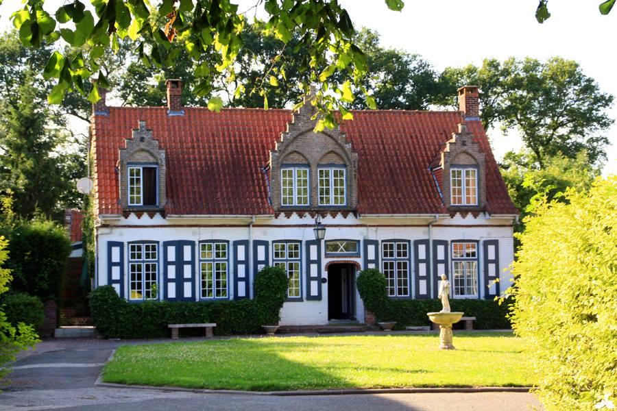 La ferme-manoir d'Oude Hofstede