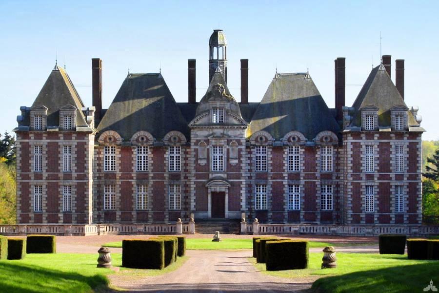 Le château d'Havrincourt